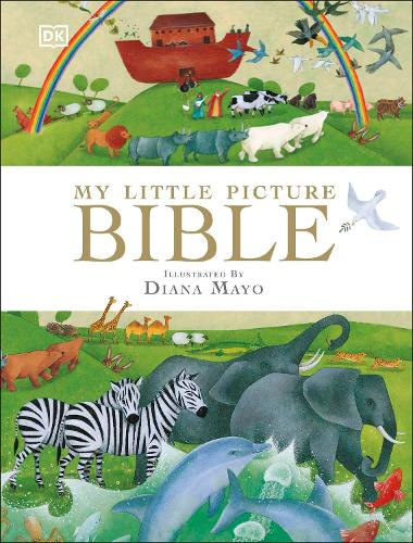 My Little Picture Bible (Hardback)