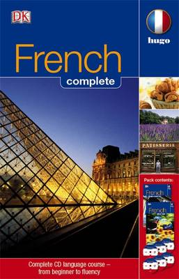 Hugo Complete French: Complete CD Language Course - from Beginner to Fluency