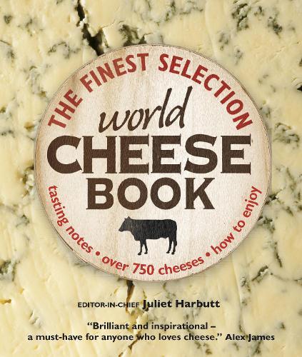 World Cheese Book (Hardback)