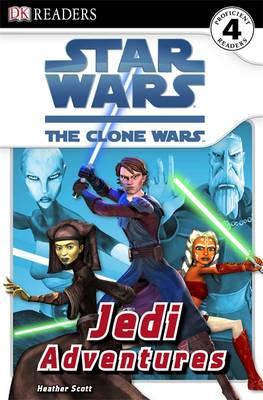 Star Wars Jedi Adventures - DK Readers Level 4 (Paperback)