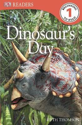 Dinosaur's Day - DK Readers Level 1 (Paperback)
