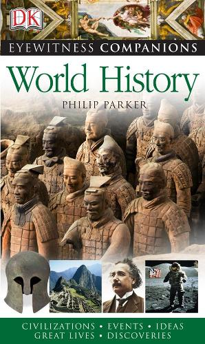 World History - DK Eyewitness Companion Guide (Paperback)