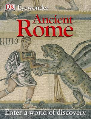 Ancient Rome - Eye Wonder (Paperback)