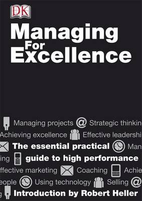 Managing For Excellence (Hardback)