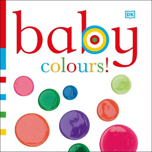 Baby Colours! - Chunky Baby (Board book)