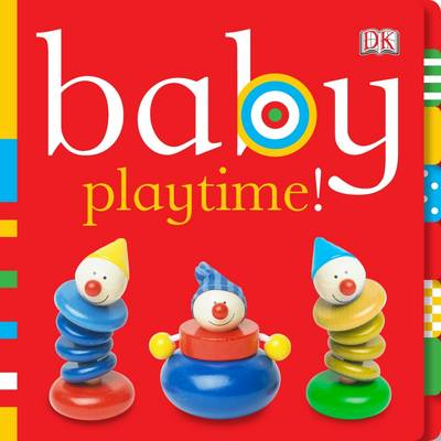 Baby Playtime! - Chunky Baby (Board book)