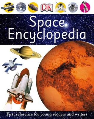 Space Encyclopedia - First Reference (Paperback)