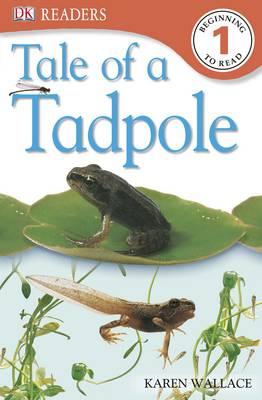 Tale of a Tadpole - DK Readers Level 1 (Paperback)