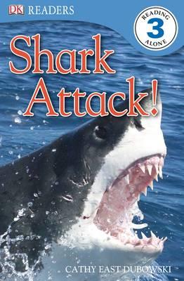 Shark Attack! - DK Readers Level 3 (Paperback)