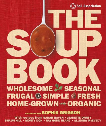 The Soup Book (Hardback)
