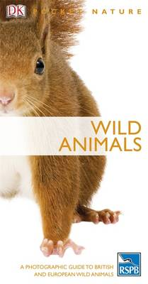 Wild Animals - RSPB Pocket Nature (Paperback)