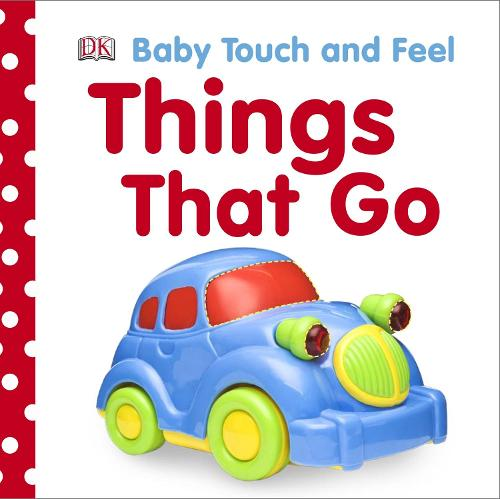 Squeaky Baby Bath Book Things That Go - Squeaky Baby Bath Book (Board book)