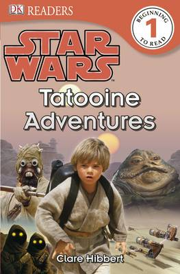 Star Wars Tatooine Adventures - DK Readers Level 1 (Paperback)