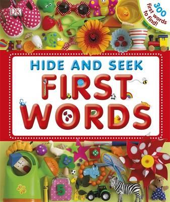 Hide and Seek First Words (Hardback)