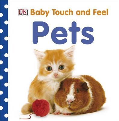 Pets - My First Board Book (Board book)