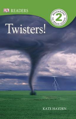 Twisters! - DK Readers Level 2 (Paperback)