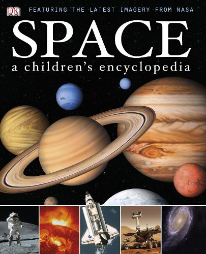 Space A Children's Encyclopedia (Hardback)