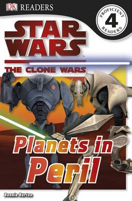 Star Wars Clone Wars Planets in Peril - DK Readers Level 4 (Paperback)