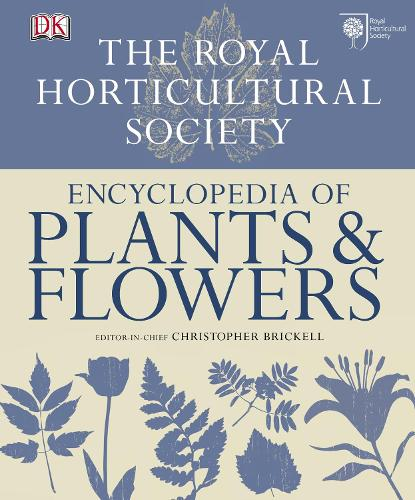 RHS Encyclopedia of Plants and Flowers (Hardback)