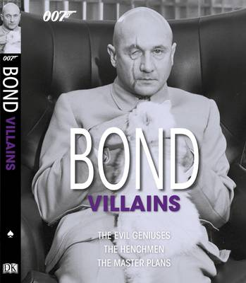 Bond Villains (Hardback)