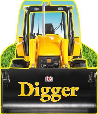 Digger (Board book)