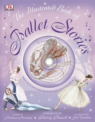 The Illustrated Book of Ballet Stories (Paperback)