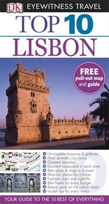 DK Eyewitness Top 10 Travel Guide: Lisbon - DK Eyewitness Top 10 Travel Guide (Paperback)