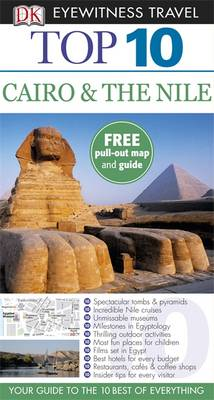 DK Eyewitness Top 10 Travel Guide: Cairo & The Nile - DK Eyewitness Top 10 Travel Guide (Paperback)