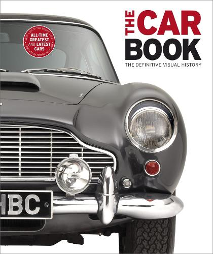 The Car Book: The Definitive Visual History (Hardback)