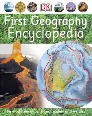 First Geography Encyclopedia - First Reference (Hardback)