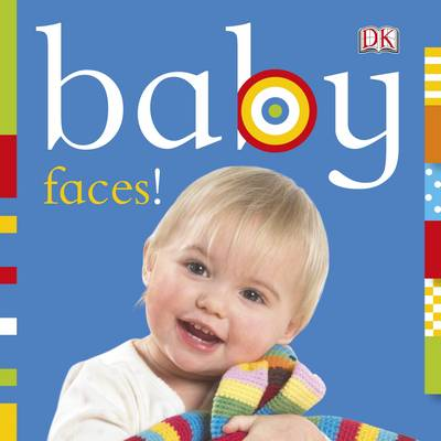 Faces! - Chunky Baby (Board book)