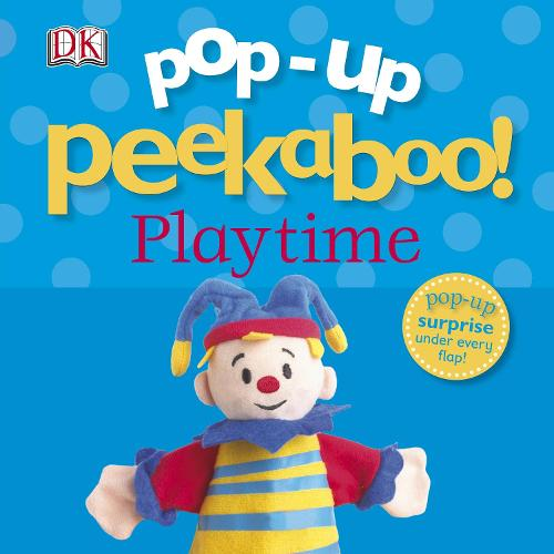 Pop-Up Peekaboo! Playtime - Pop-up Peekaboo (Board book)