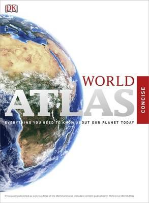 Concise World Atlas (Hardback)
