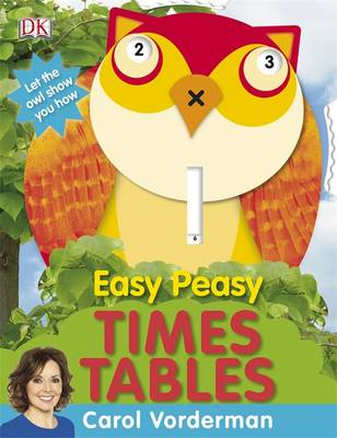 Easy Peasy Times Tables - Reissues Education 2014 (Hardback)