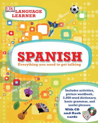 Spanish Language Learner - Reissues Education 2014 (Hardback)