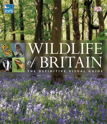 RSPB Wildlife of Britain (Hardback)