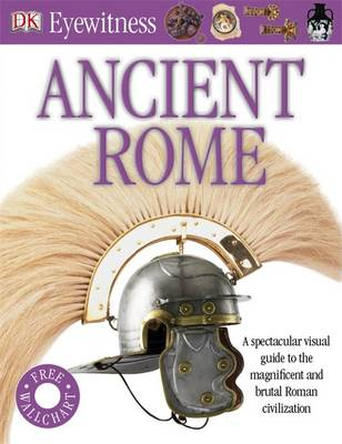 Ancient Rome - Eyewonder (Paperback)