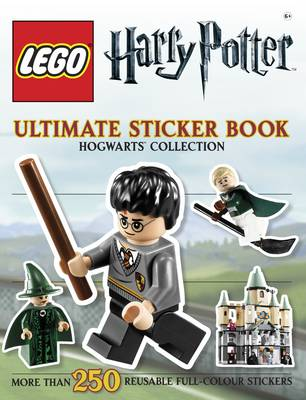 LEGO Harry Potter Welcome to Hogwarts Ultimate Sticker Book (Paperback)