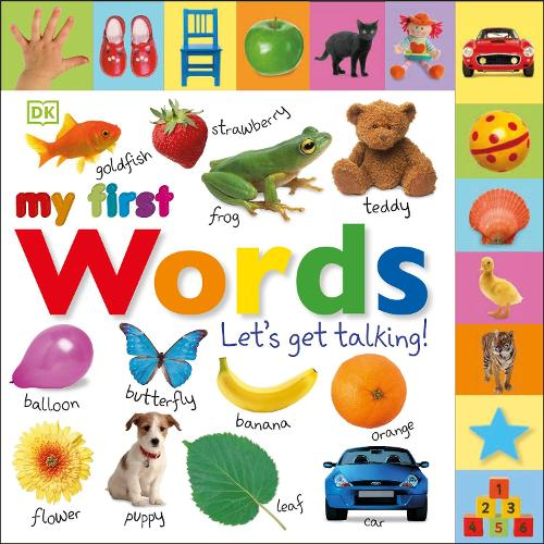 My First Words Let's Get Talking - My First (Board book)