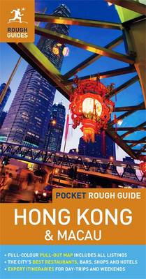 Pocket Rough Guide Hong Kong & Macau - Pocket Rough Guides (Paperback)