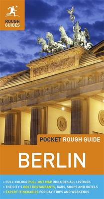 Pocket Rough Guide Berlin - Pocket Rough Guides (Paperback)