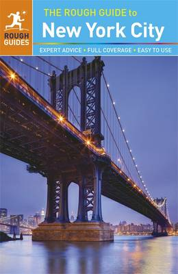 The Rough Guide to New York City - Rough Guide to... (Paperback)