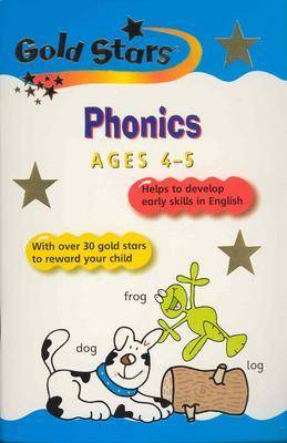 Phonics: Ages 4-5 - Gold Stars Slim S. (Paperback)