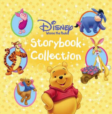 "Disney ""Winnie the Pooh"" Storybook Collection - Disney Treasuries S. (Hardback)"