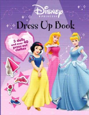 "Disney ""Princess"" Doll Dressing (Paperback)"