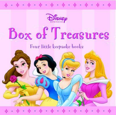 Disney Princess Box of Treasures - Disney Block Books (Board book)