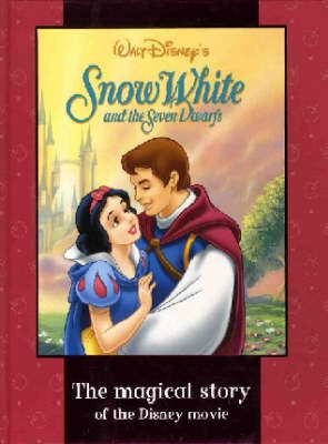 "Disney ""Snow White and the Seven Dwarves"" - Disney Book of the Film (Hardback)"