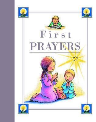 First Prayers (Hardback)