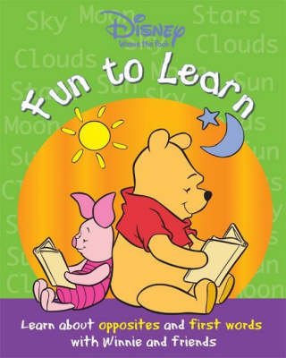 "Disney Fun to Learn with ""Winnie the Pooh"" - Disney Colour Activity S. (Paperback)"