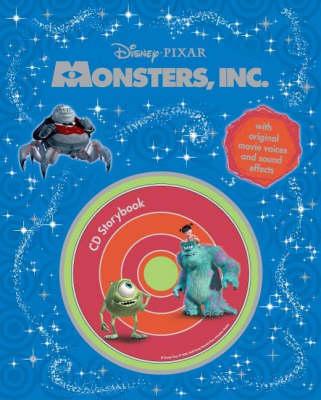 """Disney """"Monsters"""" Storybook"""